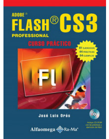 Flash cs3 - curso práctico