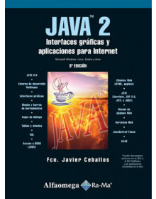 Java 2 - interfaces gráficas y aplicaciones para internet - 3ª ed.