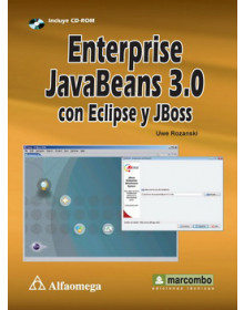 Enterprise javabeans 3.0 - con eclipse y jboss