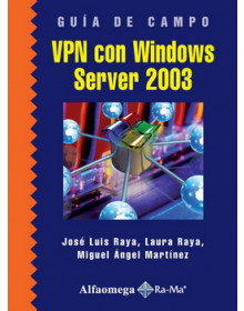 VPN con windows server 2003 - Guía de campo