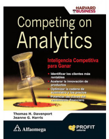 Competing on analytics  - inteligencia competitiva para ganar