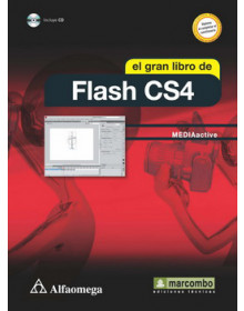 El gran libro de flash cs4
