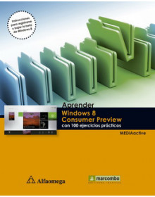 Aprender windows 8 consumer preview - con 100 ejercicios prácticos
