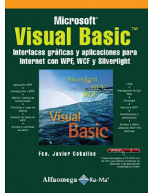 Microsoft visual basic - interfaces gráficas y aplicaciones para internet con wpf, wcf y silverlight