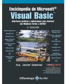 Enciclopedia de microsoft visual basic - 3a ed.
