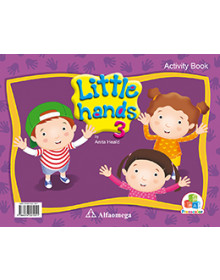 LITTLE HANDS 3 - Activity Book & Student Book