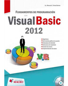 FUNDAMENTOS DE PROGRAMACIÓN Visual Basic 2012