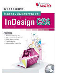 Maqueta y diagrama textos con InDesign CS6