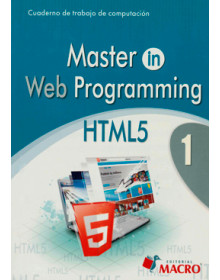 Master in Web Programming - HTML5. 1