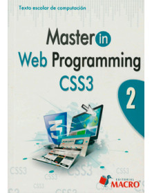 Master in Web Programming - CSS3. 2