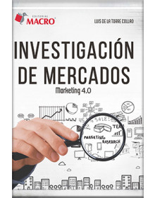 INVESTIGACIÓN DE MERCADOS Marketing 4.0