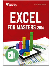 EXCEL FOR MASTERS 2016