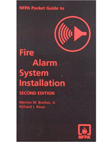 NFPA POCKET GUIDE TO FIRE ALARM SYSTEM INSTALLATION