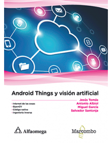 ANDROID THINGS Y VISIÓN ARTIFICIAL