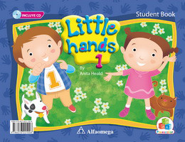 LITTLE HANDS 1 - Activity Book & Student Book
