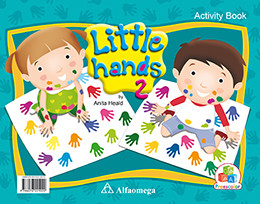 LITTLE HANDS 2 - Activity Book & Student Book