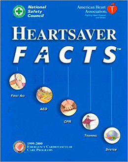 HEARTSAVER FACTS - First Aid, Aed, Cpr Training System