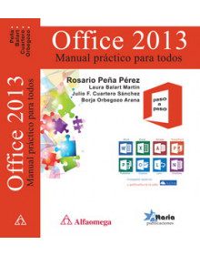 Office 2013 -  manual práctico para todos