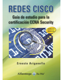 Redes cisco - guía de estudio para la certificación ccna security