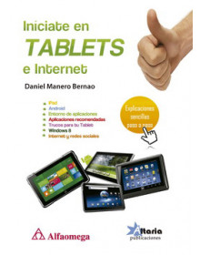 Iníciate en tablets e internet