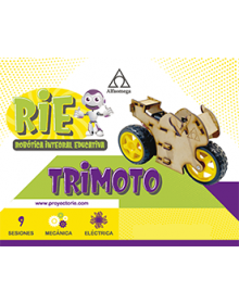 PROYECTO RIE – Robótica Integral Educativa. TRIMOTO